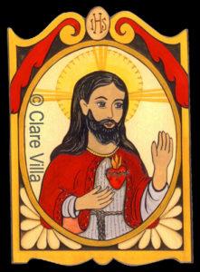 El Corazon Sagrado del Señor Jesucristo